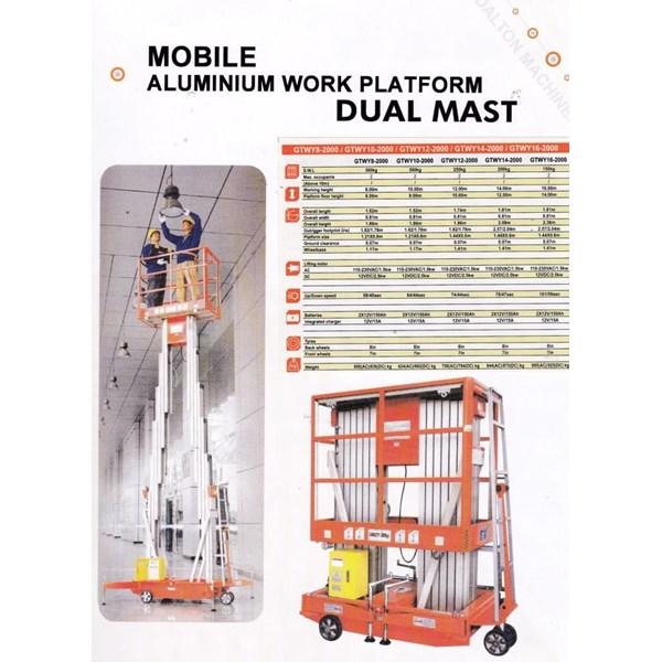 Aerial Work Platform elektrik.