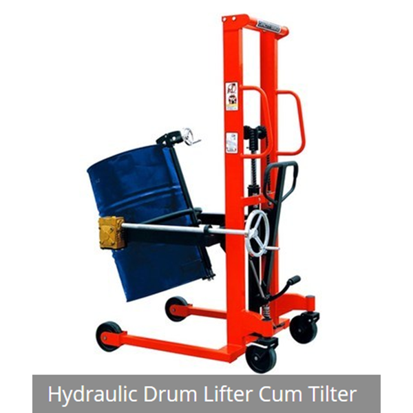 Drum Lifter  Manual