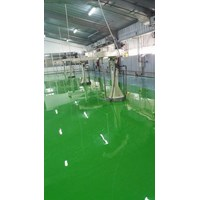 Jual CAT EPOXY LANTAI/FLOOR COATING EPOXY 2