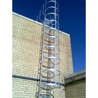 Tangga Monyet Aluminium-Cat Ladder Aluminium-Tangga Panjat