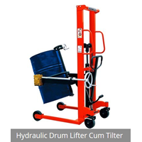 Drum Lifter / Drum Stacker / Alat pengangkat Drum  1