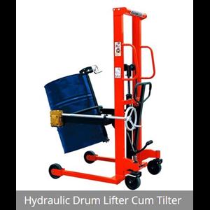 Dari Drum Lifter / Drum Stacker / Alat pengangkat Drum  0