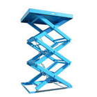 Hydraulic Scissor Lift Table Electric LIFT Platform 9