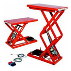 Hydraulic Scissor Lift Table Electric LIFT Platform 2