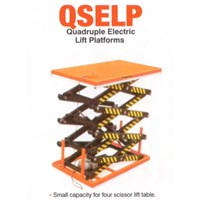 Hydraulic Scissor Lift Table Electric