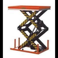Hydraulic Scissor Lift Table Electric LIFT Platform Murah 5