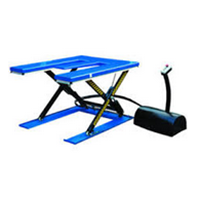 Beli Hydraulic Scissor Lift Table Electric LIFT Platform 4