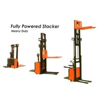 Jual Stacker Battery Full Elektrik Pedestrian