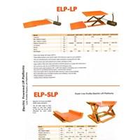Scissor Lift Loading Platform