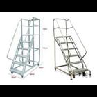 Loaded Ladder Trolley  2