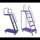 Loaded Ladder Trolley  6