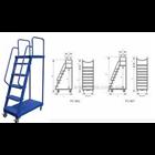 Loaded Ladder Trolley  4