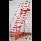 Loaded Ladder Trolley  7