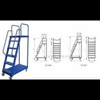 Beli Loaded Ladder Trolley  4