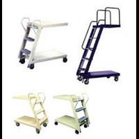 Loaded Ladder Trolley  Murah 5