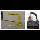 Crane Telescopic Attachment Forklift 2