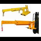 Crane Telescopic Attachment Forklift 7