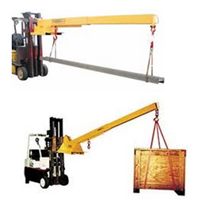 Crane Telescopic Attachment Forklift