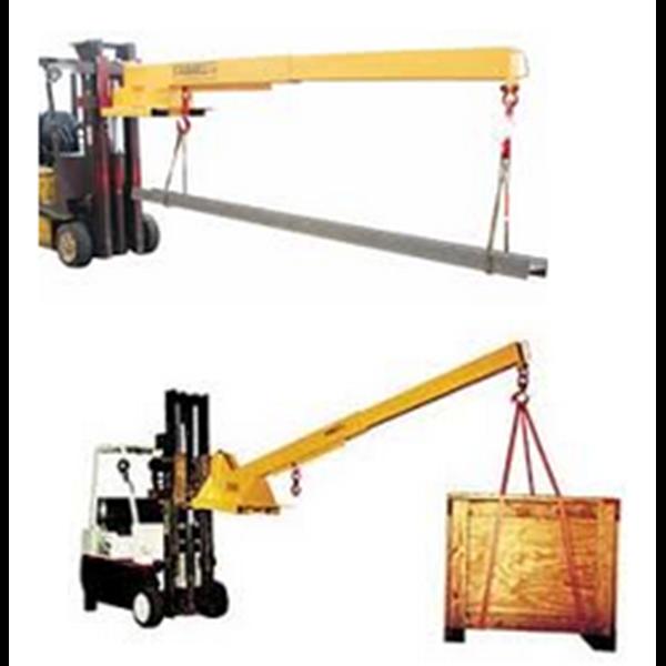 Crane Telescopic Attachment Forklift
