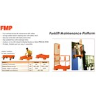 Personal Platform Cargo dengan Forklift 5