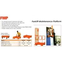 Jual Personal Platform Cargo dengan Forklift