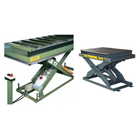 Lift Table Meja Angkat Roller Conveyor 2