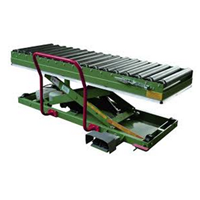Lift Table Meja Angkat Roller Conveyor