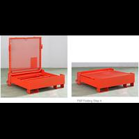 Distributor Work Platform Attachment For Forklift 3