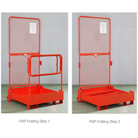 Beli Work Platform Attachment For Forklift 4