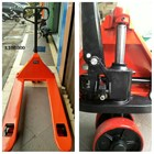Low Profile Pallet Truck 1