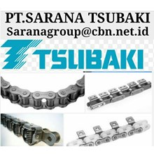 DISTRIBUTOR TSUBAKI CHAINS CONVEYOR PT SARANA