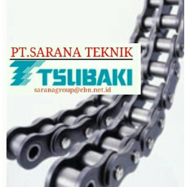 TSUBAKI ROLLER CHAIN WITH ATTACMENT