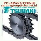 TSUBAKI SPROCKET ROLLER CHAIN RS 40  - AGENT PT. SARANA TEKNIK 1