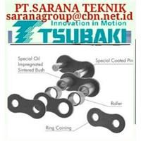 TSUBAKI ROLLER CHAIN RS 50 PT.SARANA TEKNIK