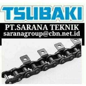 Dari TSUBAKI ROLLER CHAIN RS 60 PT.SARANA TEKNIK 0