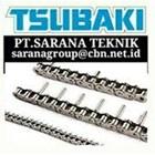 TSUBAKI ROLLER CHAIN RS 80 PT.SARANA TEKNIK 1