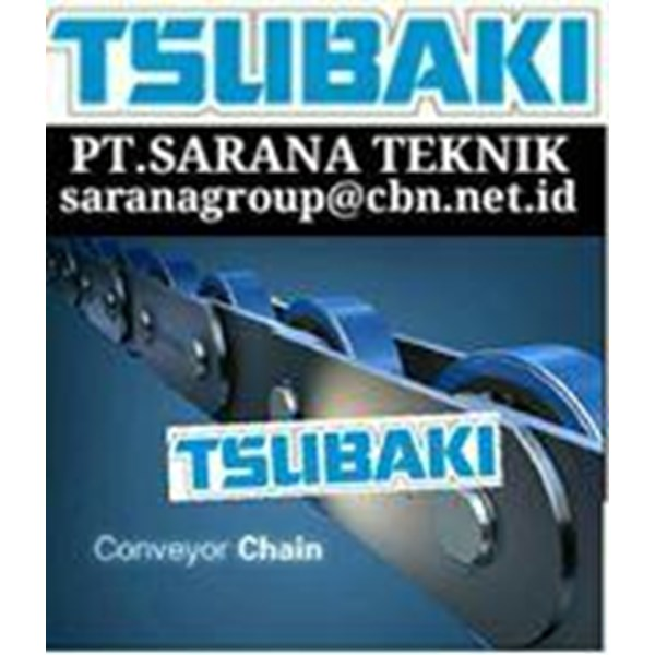 TSUBAKI ROLLER CHAIN RS 80 PT.SARANA TEKNIK