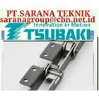 TSUBAKI ROLLER CHAIN RS 100 PT.SARANA TEKNIK 3