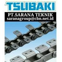 Jual TSUBAKI ROLLER CHAIN RS 100 PT.SARANA TEKNIK 2