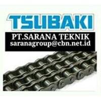 TSUBAKI ROLLER CHAIN RS 100 PT.SARANA TEKNIK