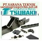 TSUBAKI ROLLER CHAIN RS 120 PT.SARANA TEKNIK 3