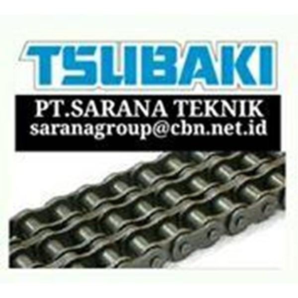 TSUBAKI ROLLER CHAIN RS 120 PT.SARANA TEKNIK