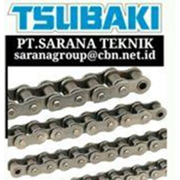 TSUBAKI ROLLER CHAIN RS 140 PT.SARANA TEKNIK