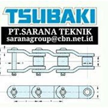 TSUBAKI CHAIN AGENT PT SARANA CONVEYOR TECHNIQUE