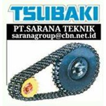 TSUBAKI CHAIN CONVEYOR FOR PALM OIL COMPANY PT SAR