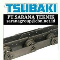 TSUBAKI CONVEYOR CHAIN FOR CEMENT MILL PT SARANA TEKNIK