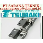 TSUBAKI CHAIN CONVEYOR FOR STEEL MILL PT SARANA TECHNIQUE 3