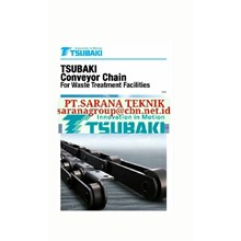 TSUBAKI CHAIN CONVEYOR FOR STEEL MILL PT SARANA TE