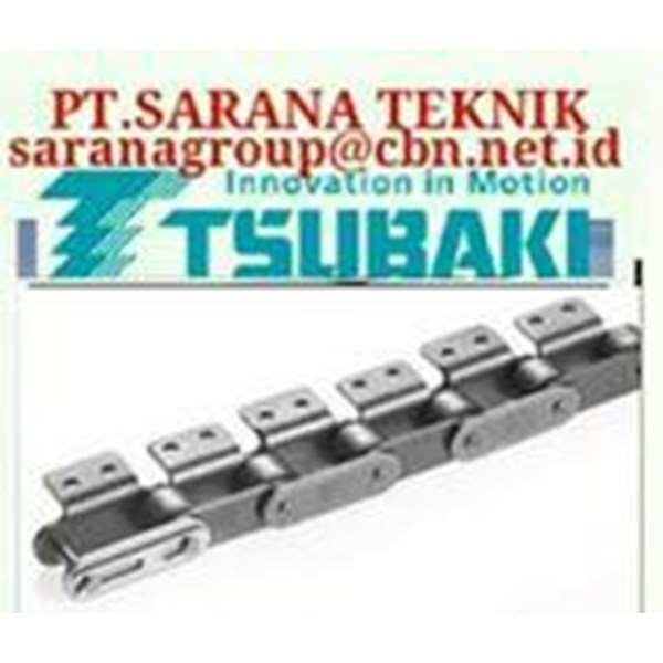 TSUBAKI CHAIN CONVEYOR FOR STEEL MILL PT SARANA TECHNIQUE