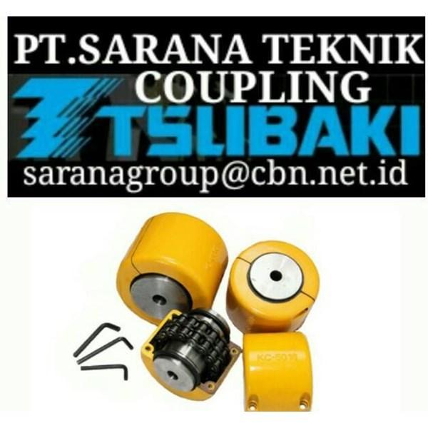 TSUBAKI CHAIN COUPLING PT SARANA TEKNIK